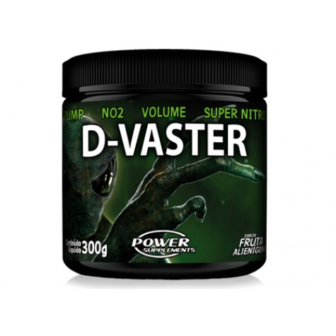 D-VASTER 300g POWER SUPPLEMENTS