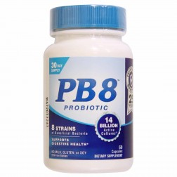 PB 8 60 CÁPSULAS NUTRITION NOW