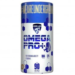 OMEGA PRO+ 90 SOFTGELS UNDER LABZ