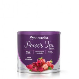 POWER TEA HIBISCUS 200g SANAVITA
