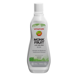 MONK FRUIT ( LUO HAN GUI ) LÍQUIDO 75ml VITAFOR