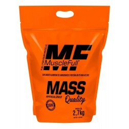 MASS QUALITY CHOCOLATE 2,7Kg MUSCLE FULL