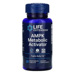 AMPK METABOLIC ACTIVATOR 30 TABLETES LIFE EXTENSION