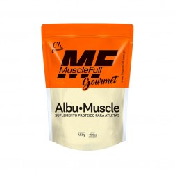 ALBU MUSCLE 450g CHOCOLATE MUSCLE FULL
