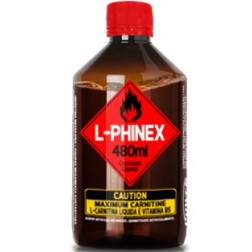 L-PHINEX 480ml POWER SUPPLEMENTS