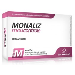 MONALIZ 30 CÁPSULAS POWER SUPPLEMENTS