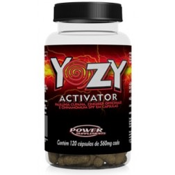 YOZY 120 CÁPSULAS POWER SUPPLEMENTS